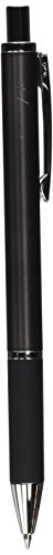 Zebra Emulsion Ink Ballpoint Pen Surari 300 0.7mm Point, Dark Gray Body (BA38-DGR)