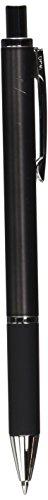 スラリ300 ボールペン0.7mm【ダークグレー軸】黒インク BA38-DGR