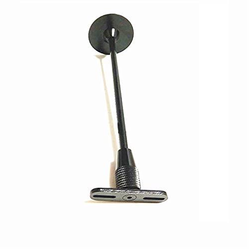 LIXIAONMKOP Home Tools Accessori Professionali Drone Fai da Te Quadcoptet Parts L = 178mm Metallo Pieghevole Pieghevole GPS Antenna Attenna Kit per nazista APM Pixhawk