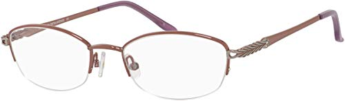 Eyeglasses Saks Fifth Avenue 309 /T 0789 Lilac / 00 Demo Lens