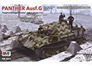 Rye Field Model 1:35 Panther Ausf.G Sd.Kfz.171 Early/Late w/ Full Interior #5016
