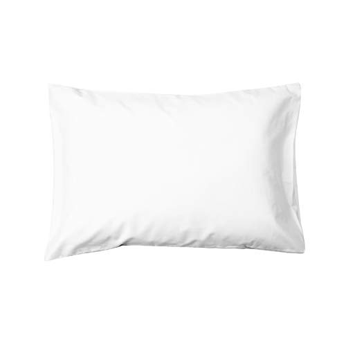 EXQ Home Toddler Pillow with Pillowcase 13'x18' Baby Pillows for Sleeping Machine Washable Kids Pillow for Toddlers, Kids, Infant (1 Pillow+1 Pillowcase)