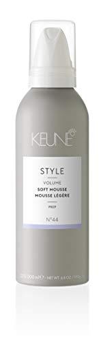 Keune Style Volume Soft Mousse N.44, 200ml - mousse volumizzante leggera