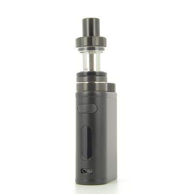 Kit Istick Pico TC75 Full Black + Melo 3 Mini Eleaf