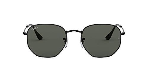 Ray-Ban Herren Rb 3548n Brillengestelle, Schwarz (Black/Polargreen), 51
