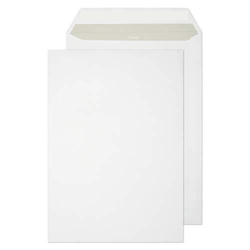 Purely Everyday 23771 Briefumschläge Haftklebung Weiß C4 324 x 229 mm - 100g/m²   250 Stück