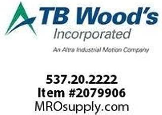 Pack of 3 TBWOODS 464.19.1616 HUCO-FLEX M 19 1//8-1//8,