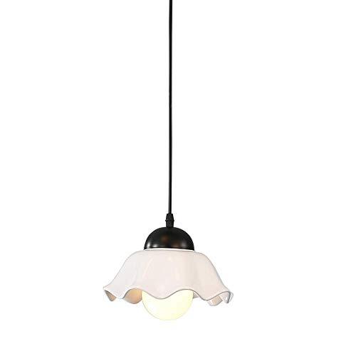 RUINAIER Iluminación de Cocina para el hogar Colgante Araña de Mediados de Siglo Pendiente Moderna luz de la Flor de la lámpara de Techo de luz Sala Comedor Servicios en la iluminación de Las Luces
