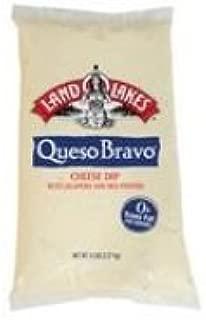 Land O Lakes Queso Bravo White Cheese Dip, 5 Pound -- 6 per case.