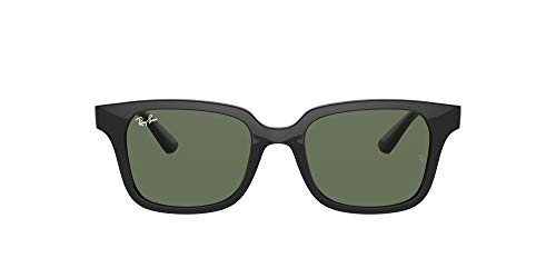 Ray-Ban 0RJ9071S Gafas, BLACK, 48 Unisex