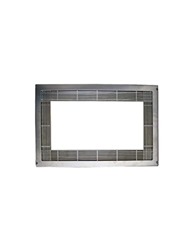 Micel 94506, Marco Microondas, 600mm X 400mm, Gris (Inox)