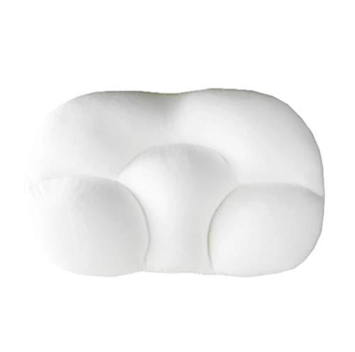 Almohada para Dormir Integral Almohada De Nube Almohada De Soporte para El Cuello Almohada Ergonómica con Forma De Mariposa Almohada Ortopédica Suave para El Cuello De Espuma,Null,en