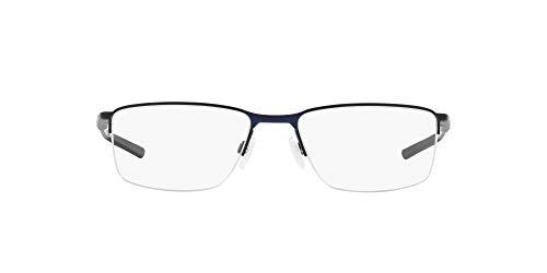 Oakley 3218, Monturas de Gafas para Hombre, Negro (Matte Midnight), 54