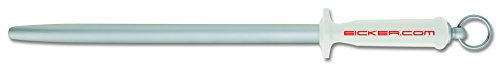 EICKER Professional Wetzstahl oval MicroFeinzug 30cm