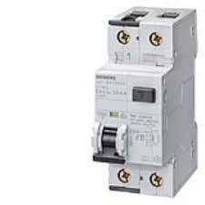 Siemens Interruptor magnetotérmico diferencial 50KA 4P C 25 30MA 7,5 UM 5SU13427KC25