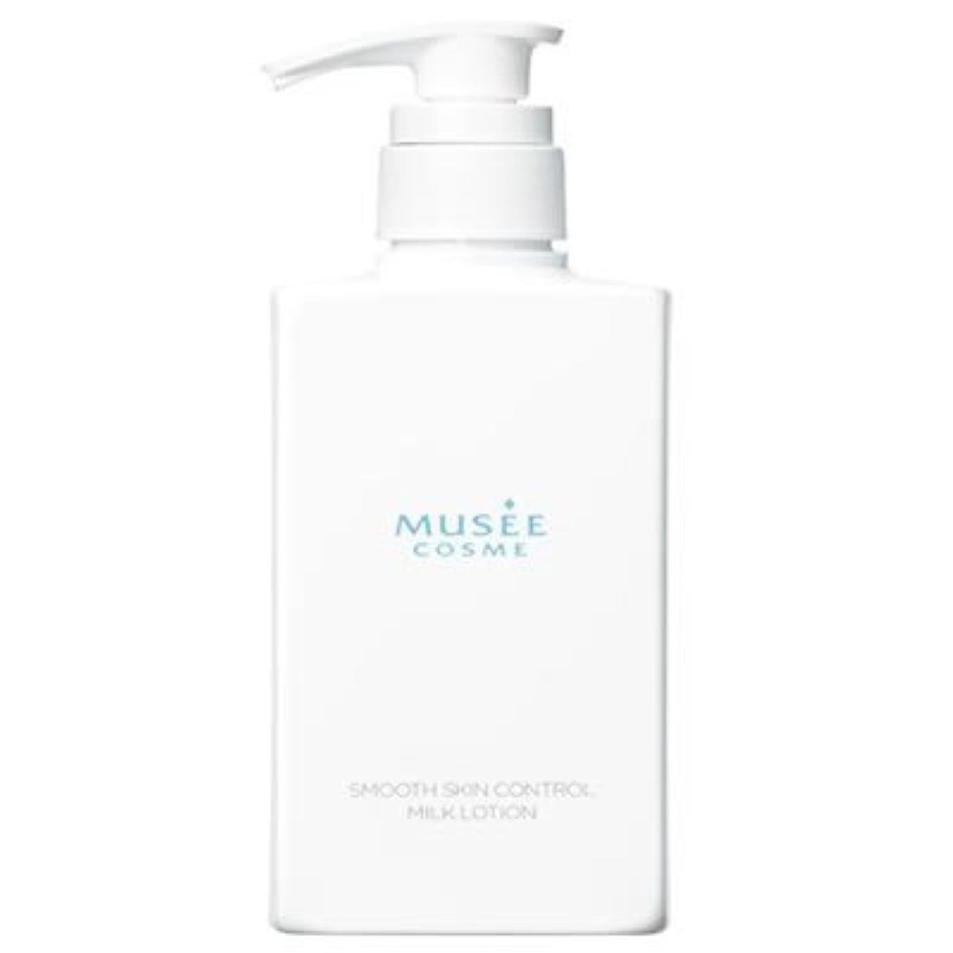 うれしいほめる押し下げるミュゼ 薬用スムーススキンコントロールミルクローション 300ml ホワイトジャスミンの香り [並行輸入品]