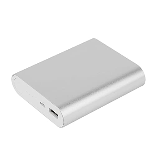 NC 10400m Ah D I Y Power Bank418650 Battery Box Case Kit Universal U S B External Backup Battery Charger Powerbank for All Cell Phones