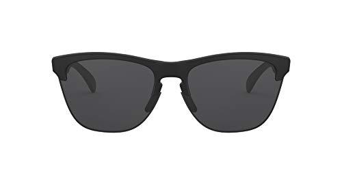 Oakley 0OO9374 Gafas de sol, Matte Black, 63 para Hombre