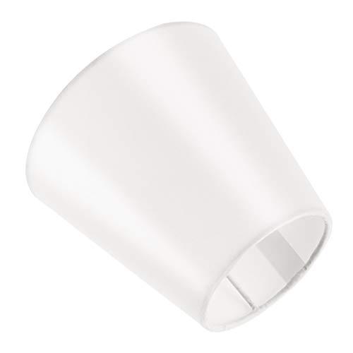 Beaupretty Stoff Lampenschirme Lampe Textilschirm Lichtschatten Schutz für Kronleuchter Wandleuchte Hängelampe Tischlampe Tischleuchte Wohnzimmer Deko 14x14x13 cm