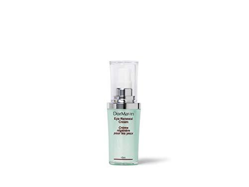 DorMauri - Neu! Handgemachte Naturkosmetik - Made In Canada - Eye Renewal Cream - Die hochwirksame Augencreme mit Kollagen-Boost zur Faltenreduzierung, 15ml