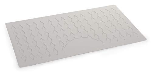 Sterling Wonder Wave - Alfombra para arena para gatos, color gris, talla única (embalaje abreviado)