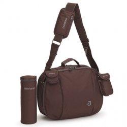 Allerhand AH-PC-COB-05 09 - Carry on Bag Wickeltasche pure brown