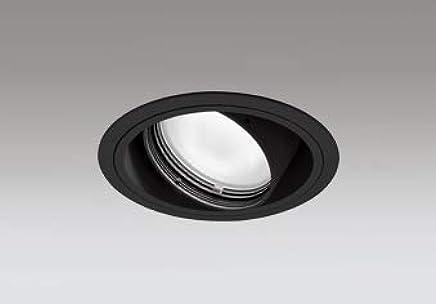 ODELIC LED高彩色ユニバーサルダウンライト CDM-T70W相当 ブラック 45° 埋込穴Φ125mm 温白色 3500K M形 一般型 専用調光器対応 XD402298H (電源?調光器?信号線別売)
