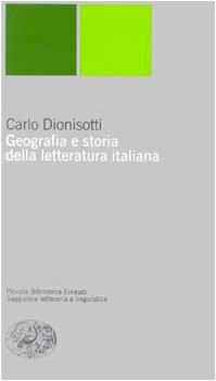 Geografia e storia della letteratura italiana: 18