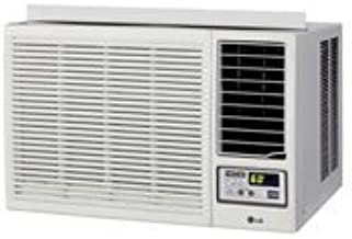 LG Electronics 18,000 BTU 230v Window Air Conditioner with Heat and Remote (Renewed)