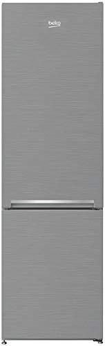 Beko RCSA270K30XP Kühlschrank / A++ / Kühlteil 175 L / Gefrierteil 87 L / Antibakterielle Türdichtung / 3 Gefrierfächer / variablen Glasablagen
