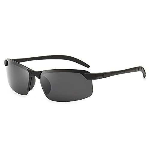 WYJLSWXY Gafas De Sol Polarizadas Mujeres Gafas De Hombre Sol Deportivas Polarizadas para Béisbol Atletismo Ciclismo Pesca Golf