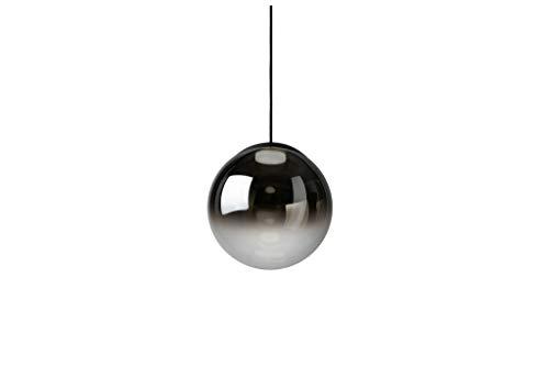 Sompex LED Pendelleuchte Reflex | Glas | - in verschiedenen Farben und Größen, Farbe:chrom, Durchmesser:Ø 25 cm