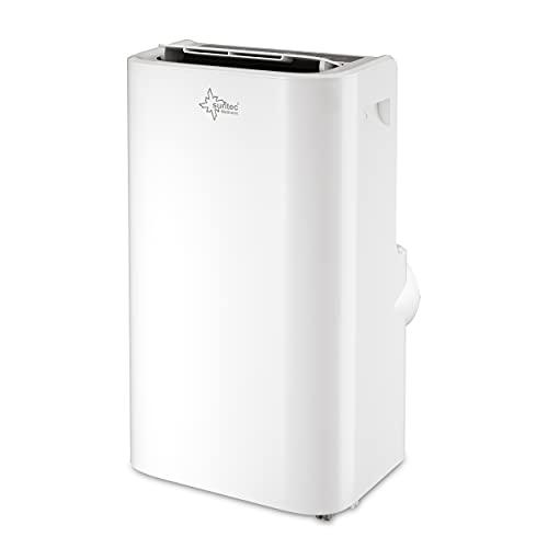 SUNTEC Climatiseur Mobile IMPULS Eco R290-7000/9000 /12000 BTU Climatiseur Portables, Ventilateur, Déshumidificateur, Set Isolation fenêtre, Tuyau dévacuation (Impuls 3.5 Eco R290-12000 BTU)