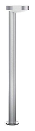 Philips luminaire extérieur LED potelet Cockatoo acier lumière blanc froid