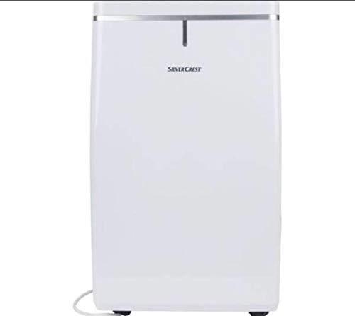 SILVERCREST® Luftentfeuchter Raumentfeuchter Entfeuchter Hohe Entfeuchtungsleistung – bis zu 20 Liter in 24 Stunden