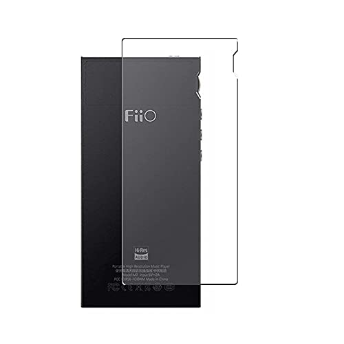 VacFun 2 Piezas Protector de pantalla Posterior, compatible con FiiO M7 FIO-M7, Película de Trasera de TPU Skin Piel