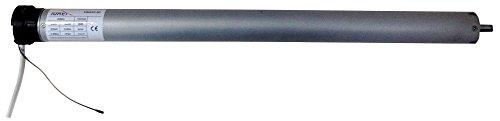 IUNCI 150.005 Motor tubular 10NW radio 35mm con regulación manual de finales de carrera, para eje de 40