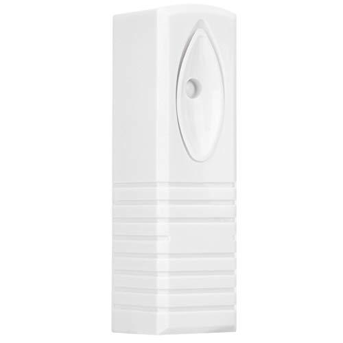 Cómodo en Uso Sensor de Alarma de tamaño pequeño, función de manipulación Alarma de vibración ABS, bajo Consumo de energía al Aire Libre para el hogar