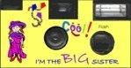 I'm the Big Sister - Single Use Camera - Gift