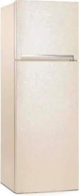 Frigorifero Doppia porta Statico, 226 litri, A+, colore sabbia
