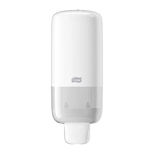 Price comparison product image Tork Foam Soap Dispenser for Foam Soap and Foam Hand Sanitiser,  Elevation - 561500 - Economical,  Leak-proof S4 Dispenser System,  White