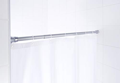 Ridder RS55301 Barre Extensible Blanc 110/245 cm