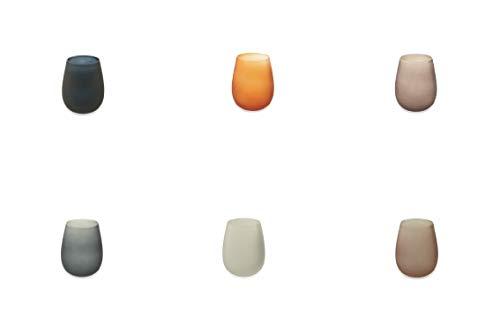 Villa D'Este Home Tivoli 2193025 - Juego de vasos de agua, cristal