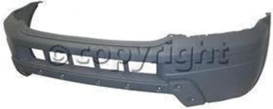 DAT 08-12 Ford Escape Right Passenger Side Front Bumper Cover Side Reinforcement Bracket FO1043127 DAT AUTO PARTS