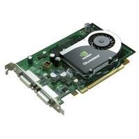 PNY Quadro PNY Quadro FX 370 Grafikkarte PCI e 256MB GDDR2 Speicher 2X DVI I 1xDL 1x SL 1 GPU Full Retail