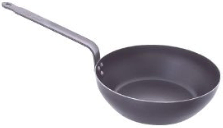 De Buyer Force bluee Country Chef's Pan bluee Steel, 11-in