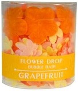 フラワードロップ「グレープフルーツ」20個セット 葉っぱの形のペタル