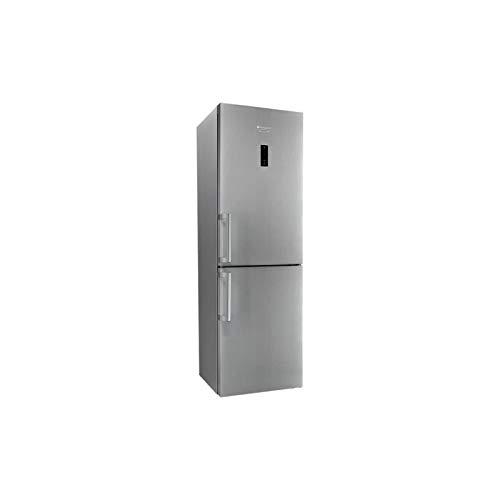 Hotpoint XH8 T2O XZH/1 frigorifero con congelatore Libera installazione Acciaio inossidabile 338 L A++