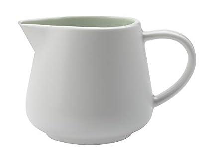 Maxwell Williams - Jarra para Leche, de Porcelana, Tono Pastel, 260 ml, Verde Menta, 260 ml
