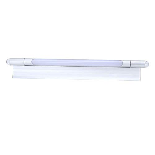 Meiyya Luz Blanca para Espejo de baño, Faro de Espejo Que Ahorra energía, luz de Espejo LED para Armario, Armario, Inodoro, mesita de Noche, baño